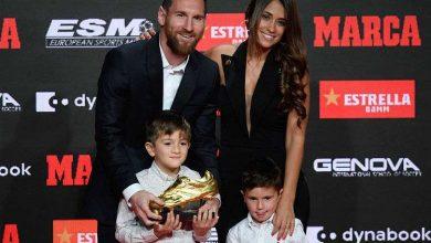 Photo of Hexa: Messi recebe sua sexta Chuteira de Ouro