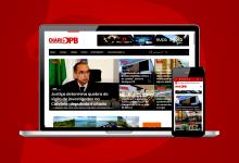 Photo of Portal DiárioPB está de cara nova com um novo sistema moderno e compartilhável