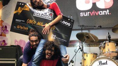 Photo of Survivant vence Festival Rock de Garagem do Mangabeira Shopping
