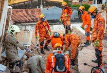Photo of Bombeiros encontram 9ª vitima de desabamento em Fortaleza