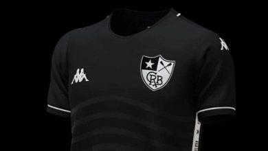 Photo of Botafogo estreia camisa 2 com escudo de remo