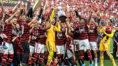 Photo of Flamengo bate o River Plate de virada e sagra-se bicampeão da Copa Libertadores da América