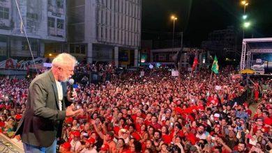 """Photo of Lula no Recife: """"Na democracia, o show não para"""""""