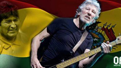 """Photo of Roger Waters a Evo: """"Espero que o exílio seja curto porque sua gente precisa de você"""""""