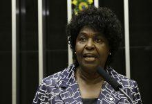 Photo of O emocionado discurso da deputada Benedita depois de ato racista na Câmara
