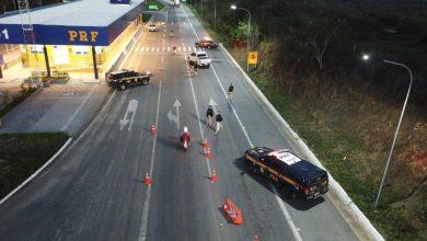 Photo of PRF registra 75 mortes e mais de mil feridos nas rodovias federais