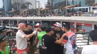 Photo of Torcedor do River imita macaco, revolta torcedores do Flamengo e gera confusão (vídeo)