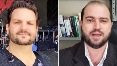 """Photo of Baixista do Angra diz sentir """"vergonha"""" após banda ser citada por presidente da Funarte"""