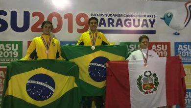 Photo of Paraibano ganha segunda medalha de ouro nos Jogos Sul-Americanos Escolares