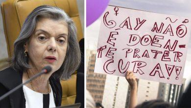 Photo of Cármen Lúcia cassa decisão que permitia aplicação da 'cura gay'