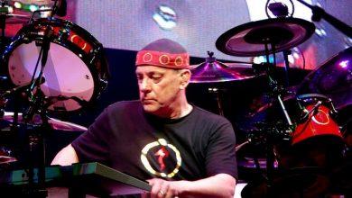 Photo of Neil Peart, lendário baterista do Rush, morre aos 67 anos de idade