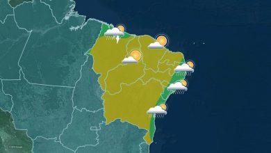 Photo of Instituto emite alerta para mais de 80 municípios da Paraíba; veja lista