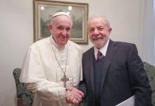 Photo of Lula e o Papa Francisco encontram-se em busca de um mundo menos desigual