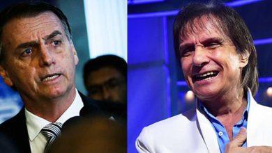 """Photo of Roberto Carlos sai em defesa de Bolsonaro: """"ele é muito bem-intencionado"""""""