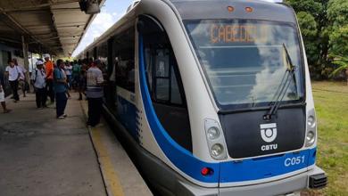 Photo of Trens de João Pessoa param durante carnaval