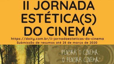 Photo of Ufal inscreve trabalho para a segunda Jornada Estética(s) do Cinema