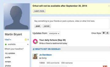 Photo of Orkut voltou? Fãs da rede social descobrem app na loja do Google
