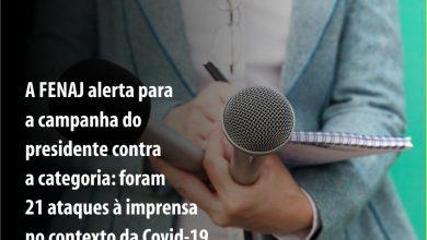 Photo of Ao jogar apoiadores contra jornalistas, Bolsonaro prejudica combate ao Coronavírus