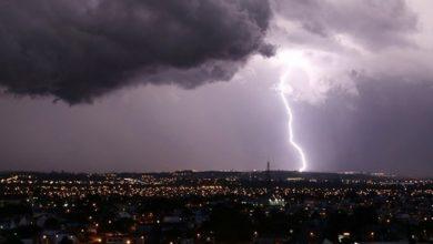 Photo of Inmet registra alertas de perigo por chuvas em 157 cidades da Paraíba
