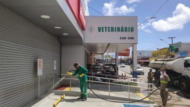 Photo of Prefeitura de JP higieniza mais de 100 locais e cria 40 leitos no combate à Covid-19