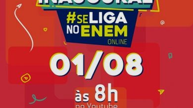 Photo of 'Se liga no Enem On-line' tem aula inaugural neste sábado