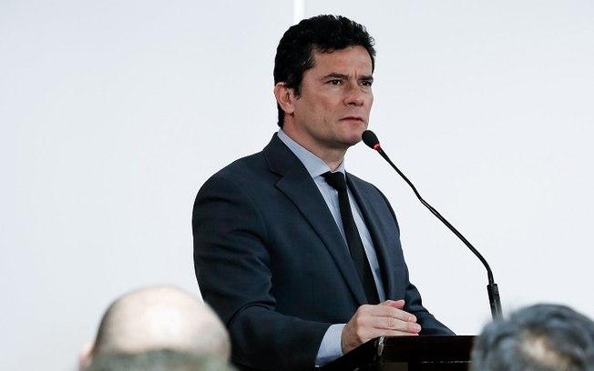 Sergio Moro. Foto: Carolina Antunes / PR