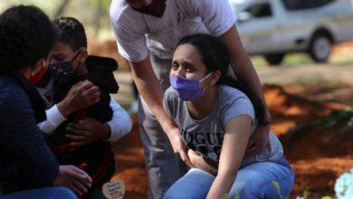 Photo of Brasil registra 1.054 novas mortes por Covid-19 e total atinge 113.358