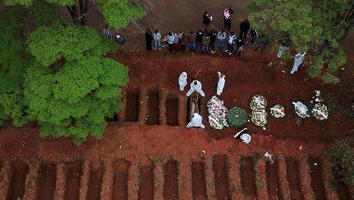 Photo of Com 3.862.219 infectados, Brasil registra 120.896 mortes por Covid-19