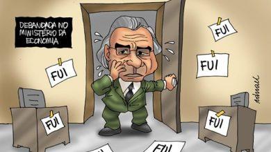 Photo of Bolsonaro minimiza debandada no Ministério da Economia
