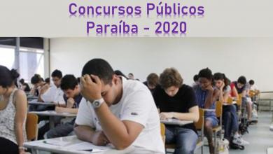 Photo of Concursos públicos inscrevem para mais de 300 vagas na PB