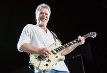 Photo of Eddie Van Halen morre aos 65 anos