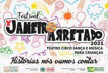 Photo of Festival 'Janeiro Arretado' acontece de 26 a 31 de janeiro em formato online