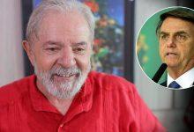Photo of Pesquisa aponta que Lula dispara e Bolsonaro derrete: 52% a 34% no segundo turno