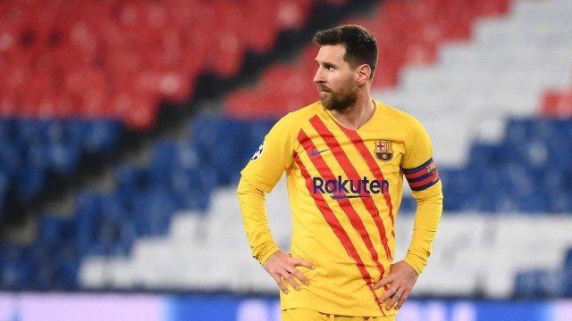 Lionel Messi. Imagem: Franck Fife / AFP