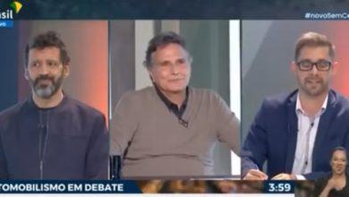"""Photo of Na TV Brasil, bolsonarista Piquet dispara grosseria: """"estou cagando para o que pensam de mim"""" (vídeo)"""