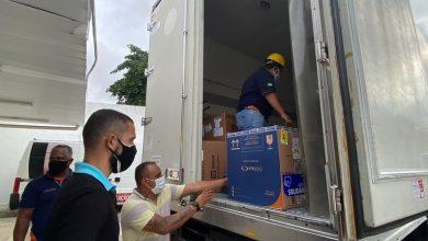 Photo of Municípios paraibanos recebem 42.660 doses de vacinas nesta quarta