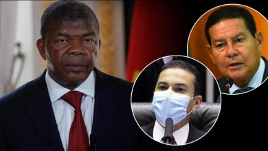 Photo of Presidente de Angola rejeitou pedido de Mourão para receber delegação de parlamentares brasileiros