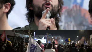 Photo of O Político Gabriel Boric, ex lider estudantil de esquerda, vence as primárias Presidenciais e se torna Candidato