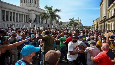 Photo of Cuba vive os maiores protestos contra o governo desde a crise dos anos noventa