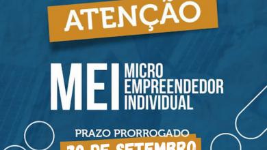 Photo of Receita adia para 30 de setembro prazo de regularização do MEI
