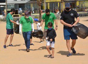 Photo of Dia Mundial da Limpeza – Semam e Emlur promovem ação de educação ambiental nas praias de Tambaú e Cabo Branco