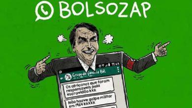Photo of Zap de Bolsonaro revela um monstro que exalta Pinochet, ataca vacina, espal