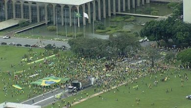Photo of Manifestações Bolsonaristas em Brasília é um fiasco