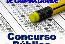 Photo of Inscrições no concurso da Prefeitura de Campina Grande começam nesta segunda (18)