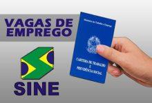 Photo of Sine-PB oferece mais de 500 vagas de emprego em sete municípios paraibanos